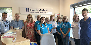 Exeter Medical Team